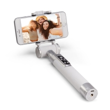 PICTAR Smart Selfie Stick Smokey White - nowość