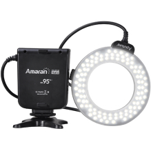 APUTURE Lampa pierścieniowa LED Amaran Halo HC100 ( Canon )