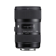 Sigma 18-35mm f/1,8 DC HSM Art - Canon