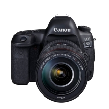 Canon EOS 5D Mark IV + 24-105mm f/4.0L IS II USM