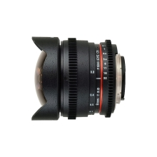 Samyang 8mm f/3,8 Fish-eye CS (Canon)