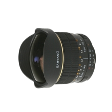Samyang 8mm f/3.5 fisheye IF MC CS (Pentax)