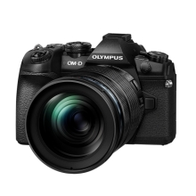 Olympus OM-D E-M1 Mark II + 12-100mm f/4.0 IS - CASHBACK 1550 ZŁ