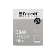 Polaroid 600 film B&W for i-Type